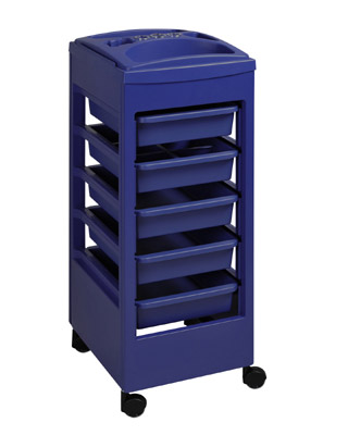 Carrello 288 blu
