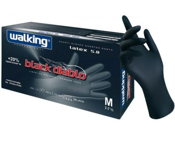 Guanti Black Diablo 100pz