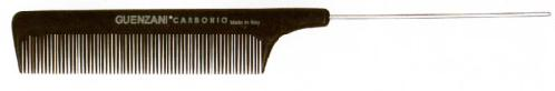 Pettine Carbonio Coda acciaio 652