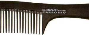 Pettine Carbonio manico 653