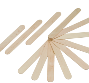 Spatola stendicera legno scatola 200pz