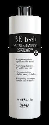 BE HAIR > BE Tech shampoo capelli secchi e trattati 300ml