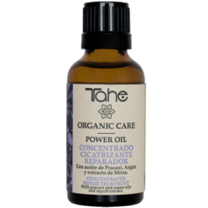 Organic care Power oil concentrato cicatrizzante riparatore - 30ml