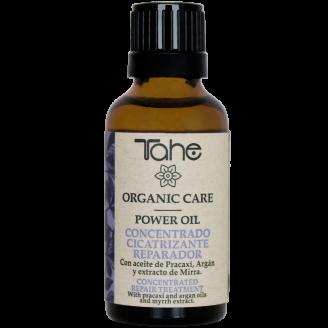 Organic care Power oil concentrato cicatrizzante riparatore - 30ml