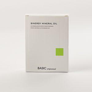 Sinergy mineral oil ristrutturanti x 10 fiale