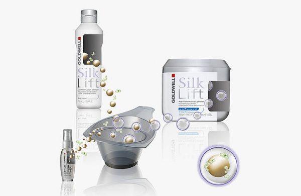Slk Lift Conditioner Cream 10-20-30 Volumi