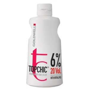 Topchic lotion 10/20/30/40 Vol. lt. 1