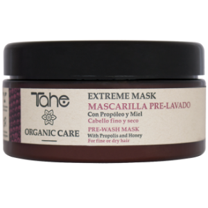 Organic care Extreme Mask Pre-Shampoo capelli fini 300ml
